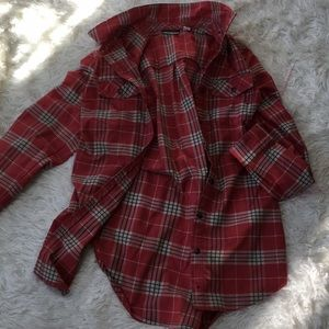 L. L. BEAN FLANNEL SHIRT
